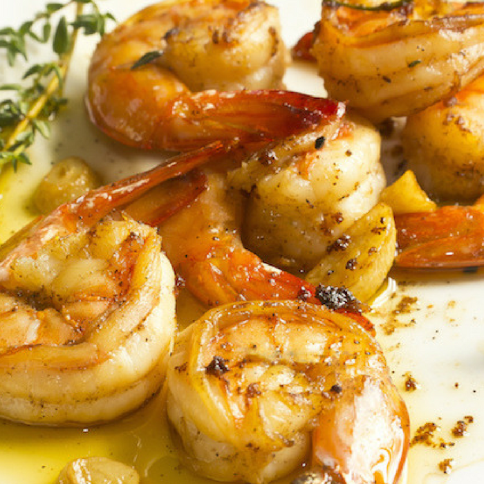 Grilled Shrimp