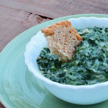 Spinach Dip - Appetizer Recipe