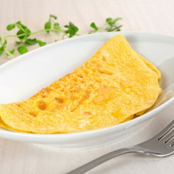 Egg and Cheese Omelet