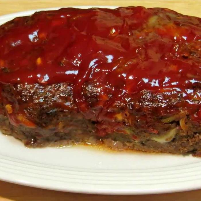 Homemade Meatloaf