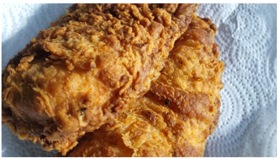 Garlic Fried Chicken Breast