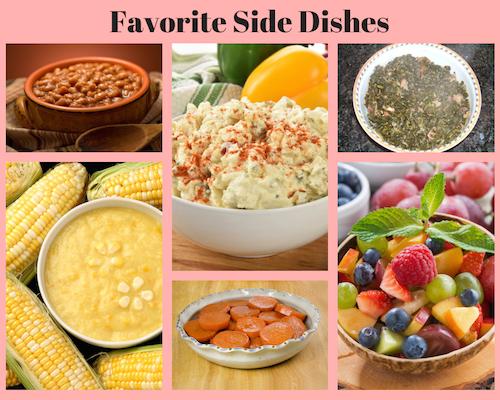 Soul Food Favorite Side Dishes