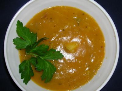 Haitian Pumpkin Soup