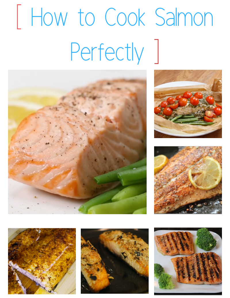 7 Ways to Cook Perfect Salmon