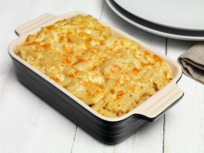 how to cook baked mac and cheese in oven toaster