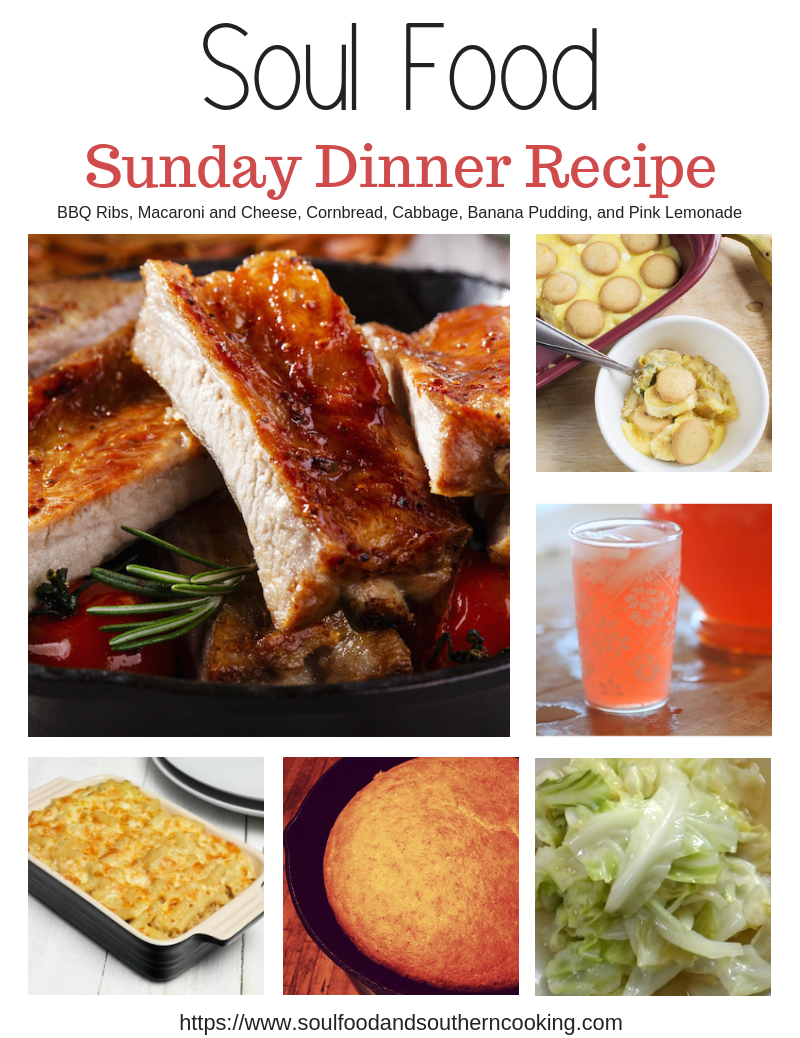 Soul Food Sunday Dinner Recipe