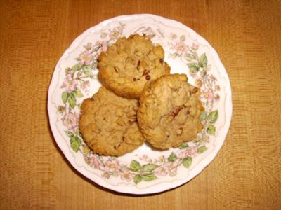 Streusel Sandies Cookie