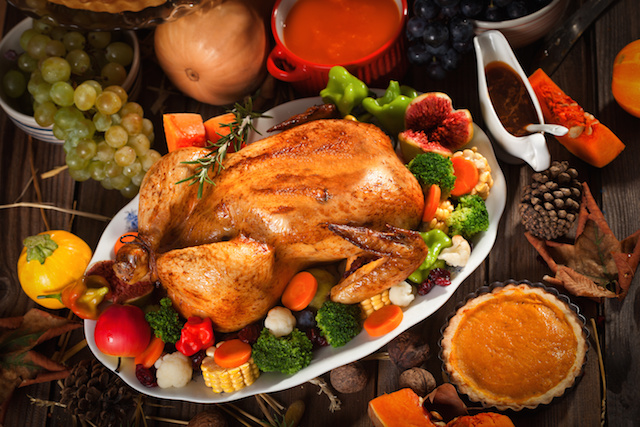 Thanksgiving dinner menu traditional thanksgiving dinner forumfinder Image collections