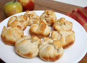 Apple  Fried Mni Pies