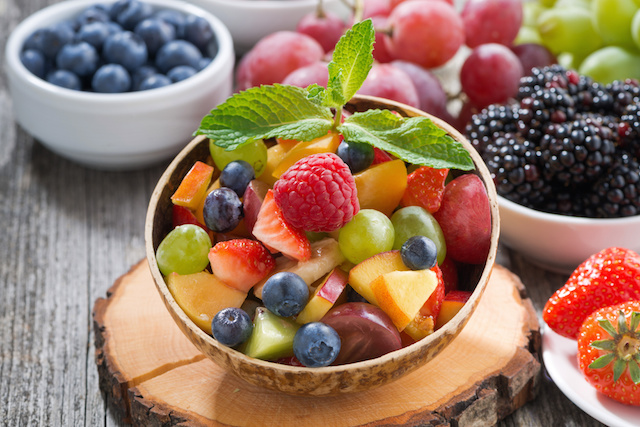 Fruity Fruit Salad