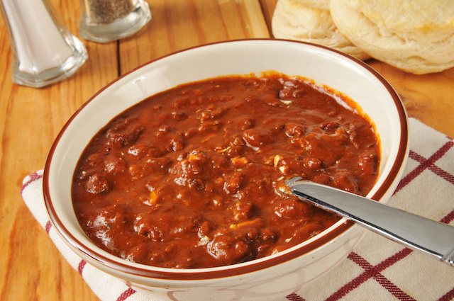 Homemade Beef Chili