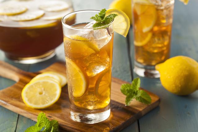 Homemade Sweet Tea