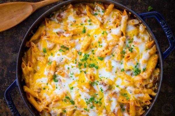 Lasagna Casserole Recipe