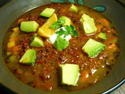 Soyrizo Double Potato Soup 1
